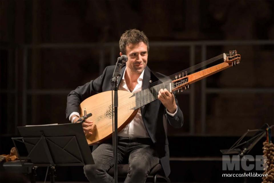 03.02.2019 Concert de Jordi Savall 'El temps retrobat'  Cervera -  Marc Castellà Bové
