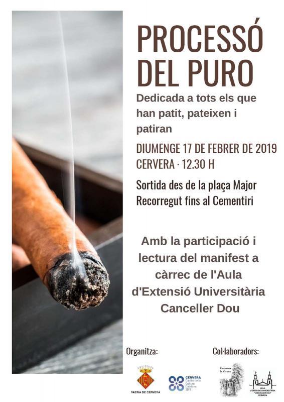 Processó del Puro 2019