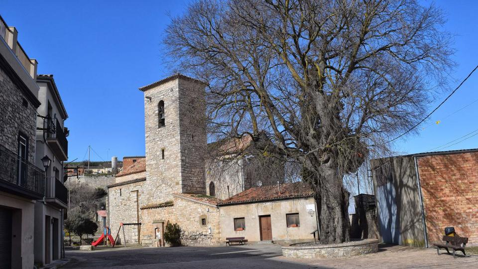 Church of Sant Pere - Author Ramon Sunyer (2019)