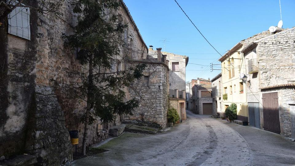 10.02.2019   Castellnou d'Oluges -  Ramon Sunyer