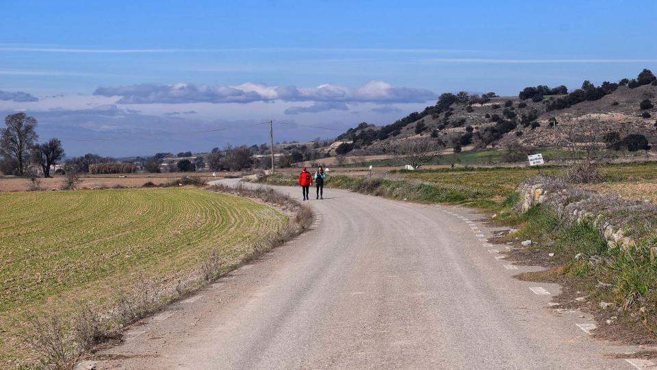 10.02.2019 passejant  Malgrat -  Ramon Sunyer