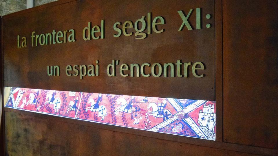 06.12.2018 Centre d'Interpretació dels Castells del Sió  Concabella -  Ramon Sunyer