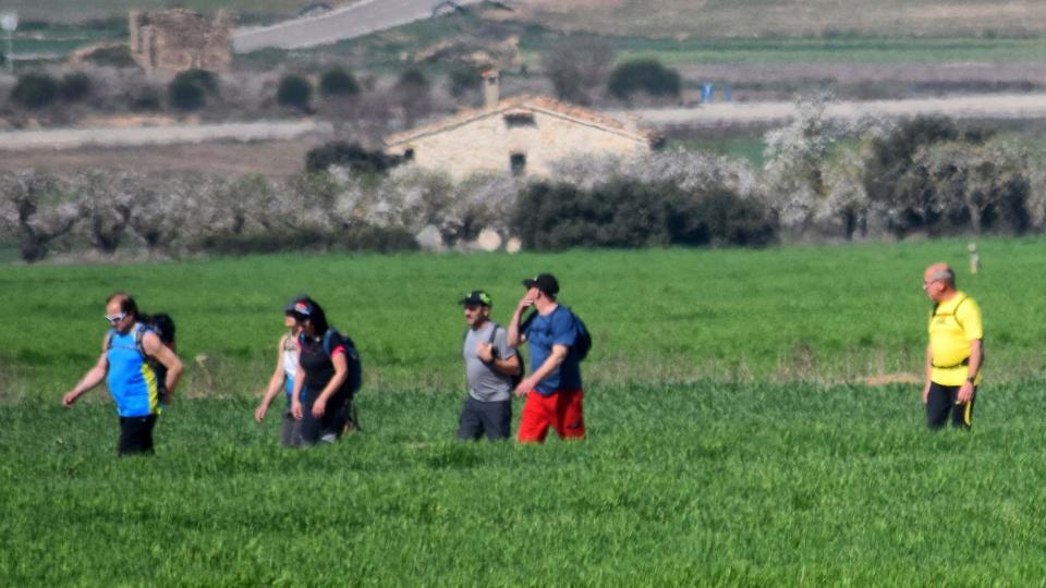 10.03.2019 XX Marxa dels castells  L'Aranyó -  Ramon Sunyer