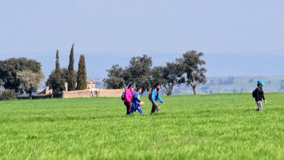 10.03.2019 XX Marxa dels castells  Montcortès de Segarra -  Ramon Sunyer