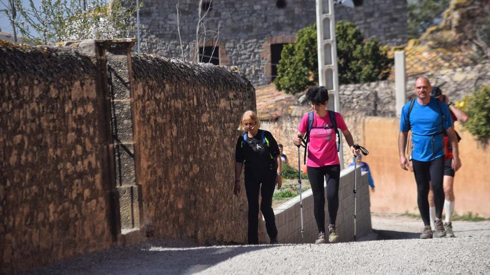 10.03.2019 XX Marxa dels castells  La Cardosa -  Ramon Sunyer