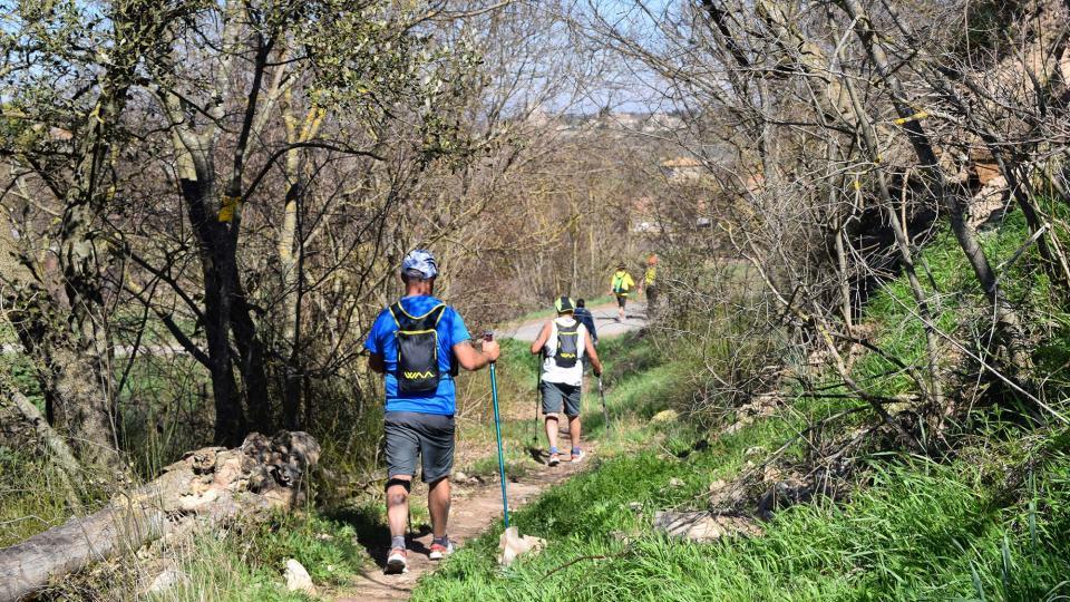 10.03.2019 XX Marxa dels castells  Castellnou d'Oluges -  Ramon Sunyer