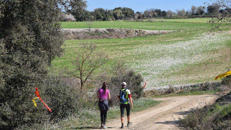 10.03.2019 XX Marxa dels castells  La Prenyanosa -  Ramon Sunyer