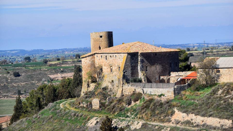 10.03.2019 XX Marxa dels castells  Castellmeià -  Ramon Sunyer