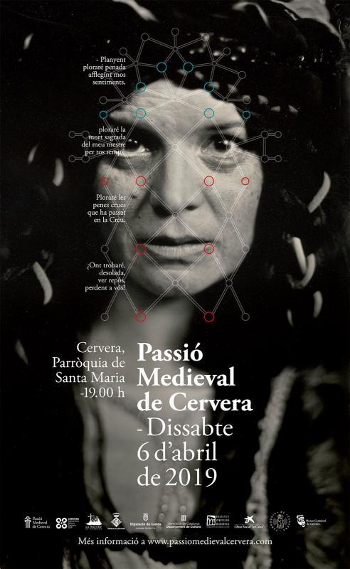 Passió Medieval de Cervera 2019