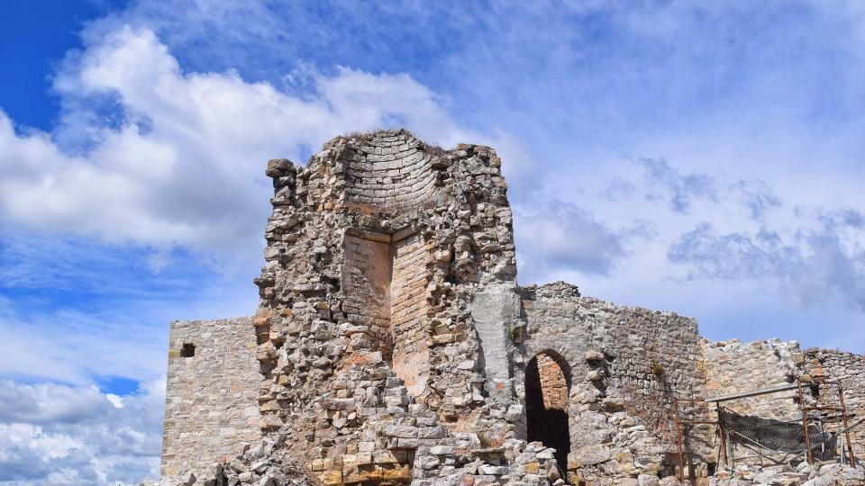 07.04.2019 Castell  Alta-riba -  Ramon Sunyer