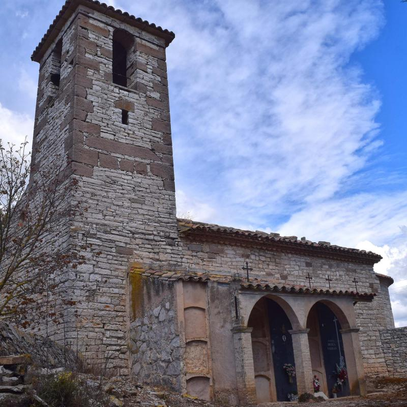 Church of Sant Jordi - Author Ramon Sunyer (2019)