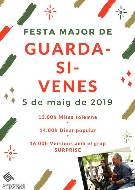 Festa major de Guarda-si-venes 2019