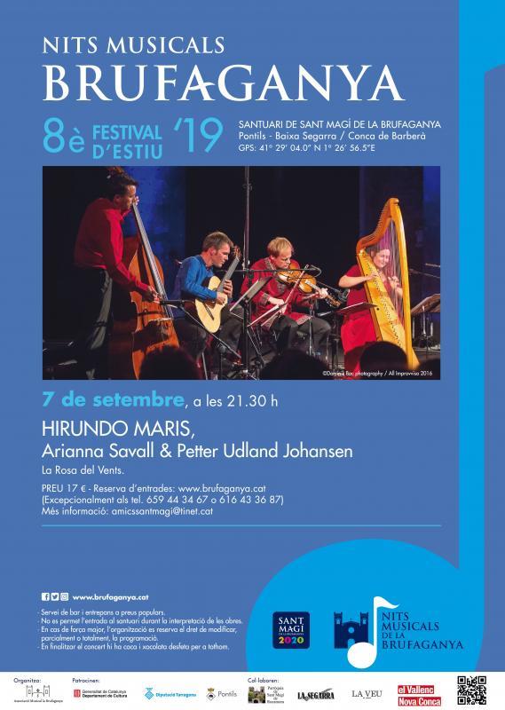 Hirundo Maris (Nits Musicals de la Brufaganya)