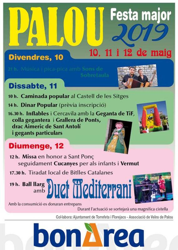 Festa Major de Palou 2019