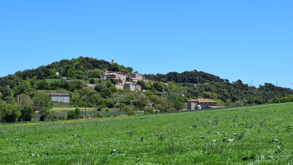 Hiking trail of Les Oluges - Gàver - Vergós Guerrejat - Author Ramon Sunyer (2019)