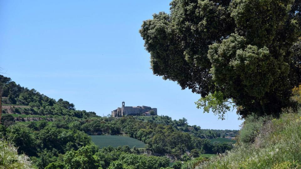 Hiking trail of Montfalcó Murallat - Santa Fe - Author Ramon Sunyer (2019)
