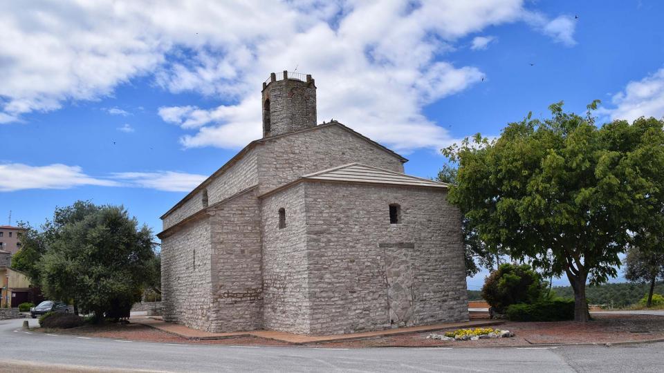 26.05.2019 Església de Sant Andreu  Pujalt -  Ramon Sunyer