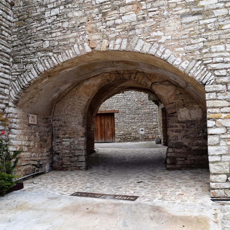 26.05.2019 portal de baix  Pujalt -  Ramon Sunyer