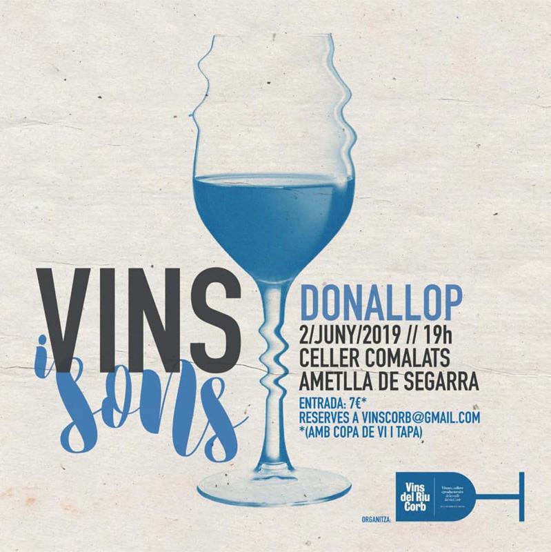 Vins i Sons 2019 Concert de Donallop