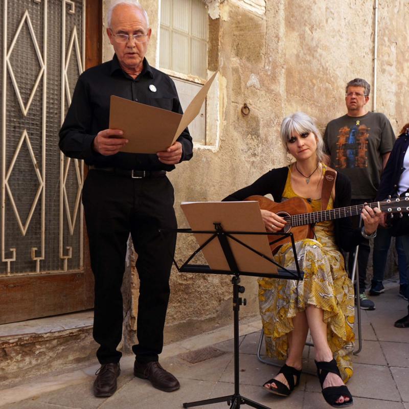 intervencions musicals - Santa Coloma de Queralt