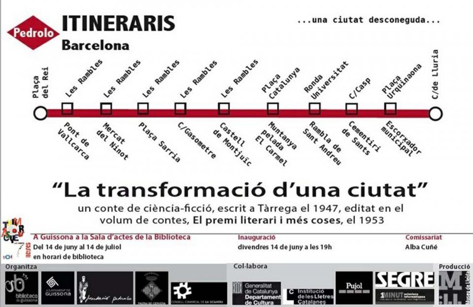 Exposició 'Itineraris'