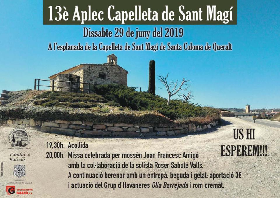 13è Aplec de la Capelleta de sant Magí