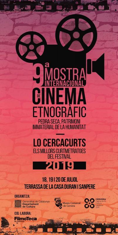 9a Mostra de Cinema Etnogràfic i Lo Cercacurts