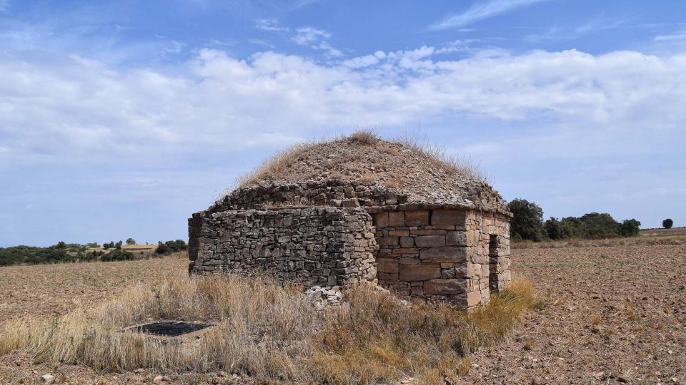 27.08.2017 Cabana I de falsa cúpula  Les Oluges -  Ramon Sunyer