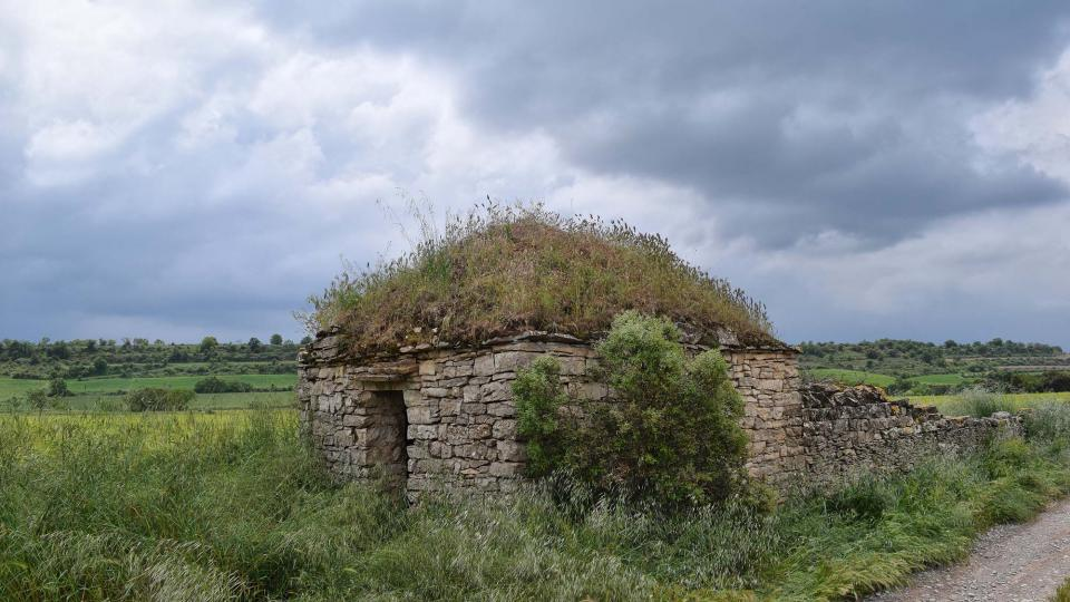 20.05.2018 Cabana de falsa cúpula  Sant Ramon -  Ramon Sunyer