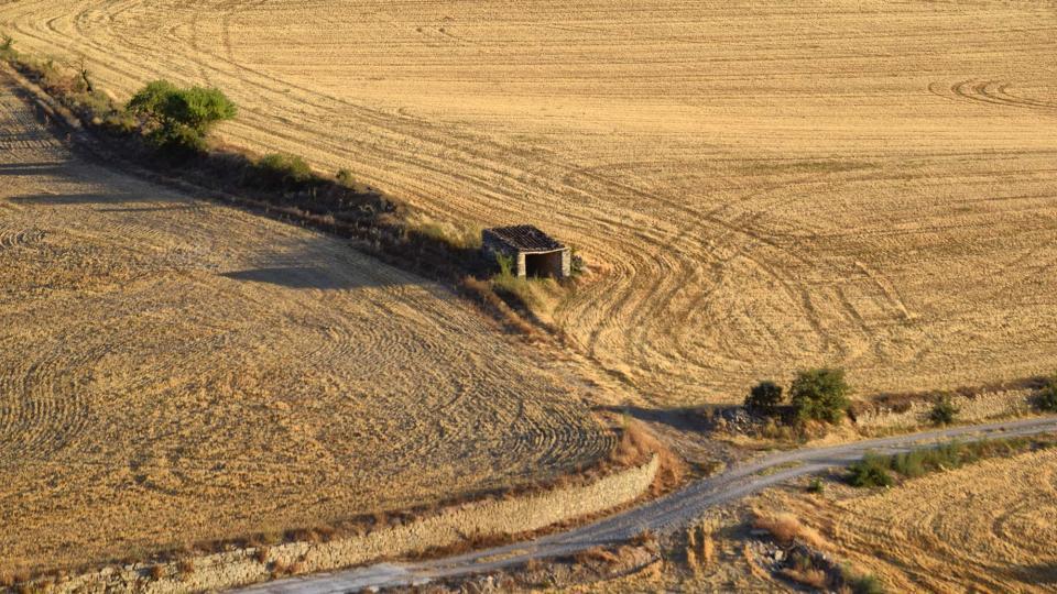 14.08.2019 paisatge  Gospí -  Ramon Sunyer