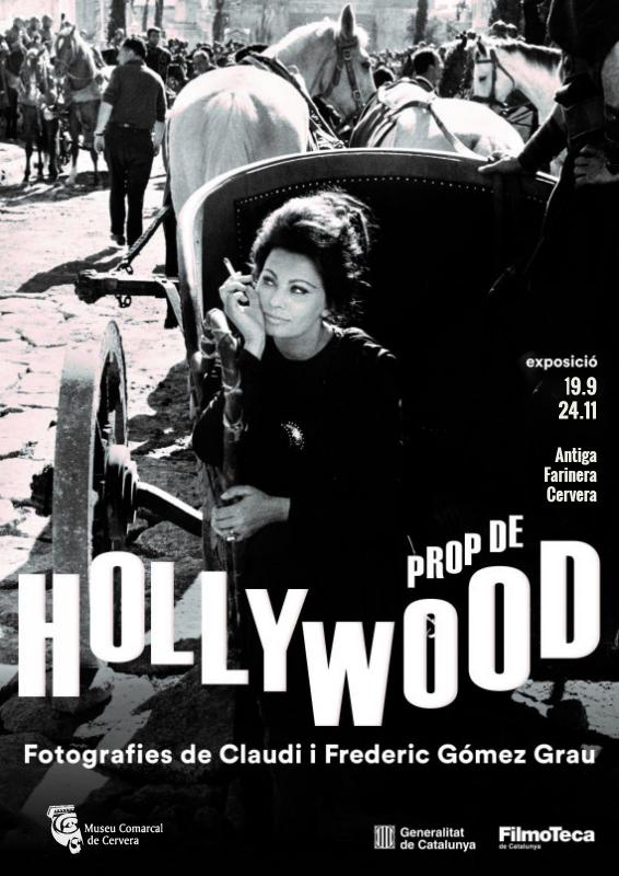 Exhibition 'Prop de Hollywood'. Fotografies de Claudi i Frederic Gómez Grau