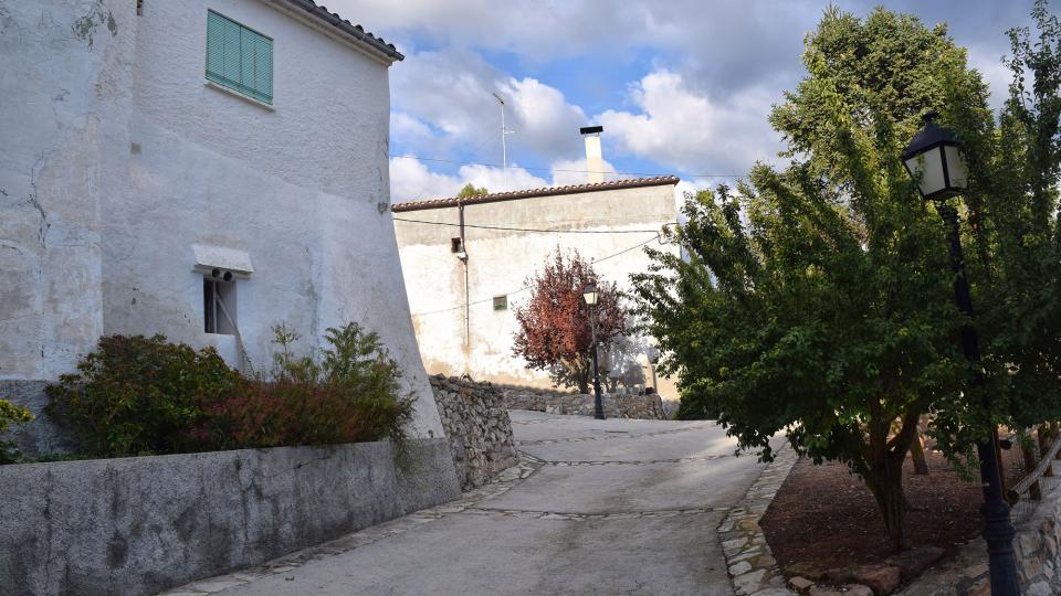 11.09.2019 carrers  Valldeperes -  Ramon Sunyer