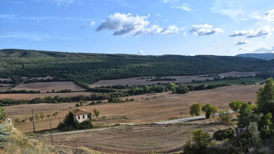 11.09.2019 paisatge  Valldeperes -  Ramon Sunyer