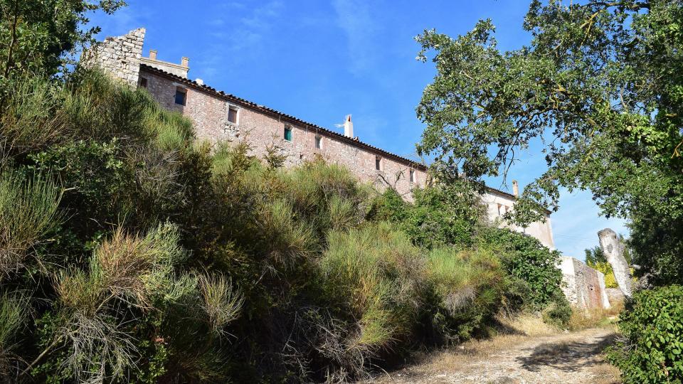 11.09.2019   Rocamora i Sant Magí de la Brufaganya -  Ramon Sunyer
