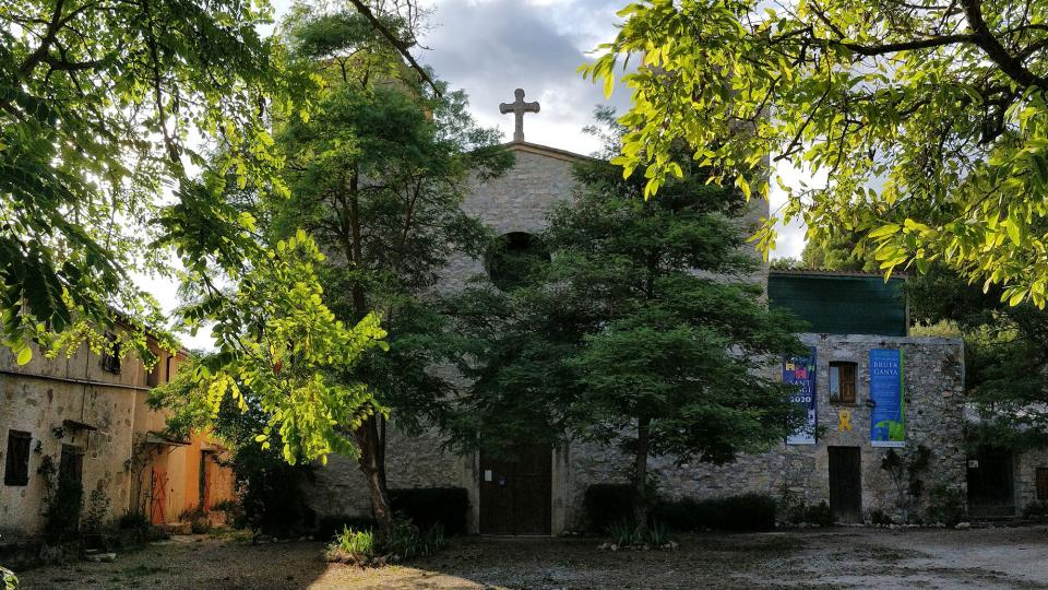 Church of Santuari de Sant Magí de la Brufaganya - Author Ramon Sunyer (2019)
