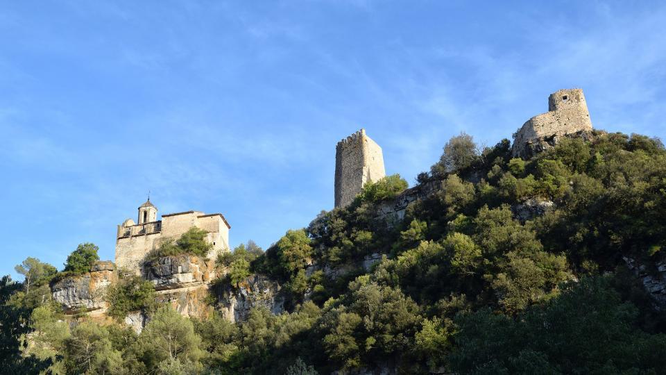 11.09.2019 Castell  Santa Perpètua de Gaià -  Ramon Sunyer