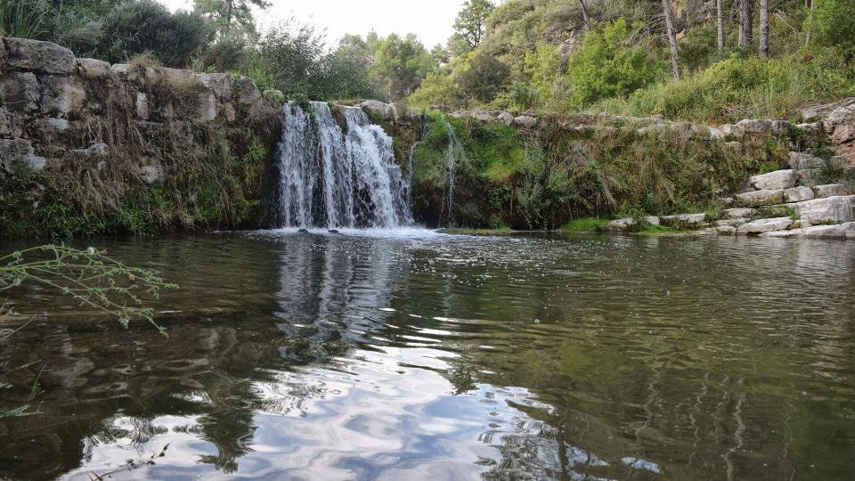11.09.2019 Peixera al riu Gaià  Santa Perpètua de Gaià -  Ramon Sunyer