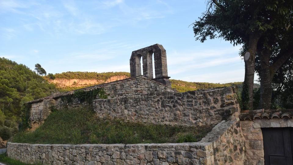 11.09.2019 Cementiri  Santa Perpètua de Gaià -  Ramon Sunyer