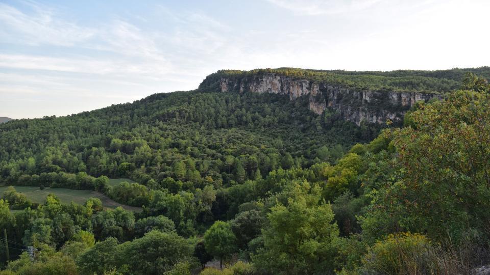 11.09.2019 Paisatge  Santa Perpètua de Gaià -  Ramon Sunyer