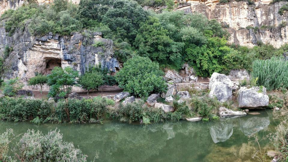 Fluvial space Ribera del Gaià