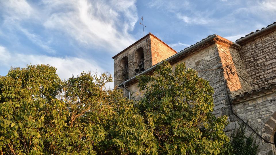 19.10.2019 Església de Santa Maria del Coll  Civit -  Ramon Sunyer
