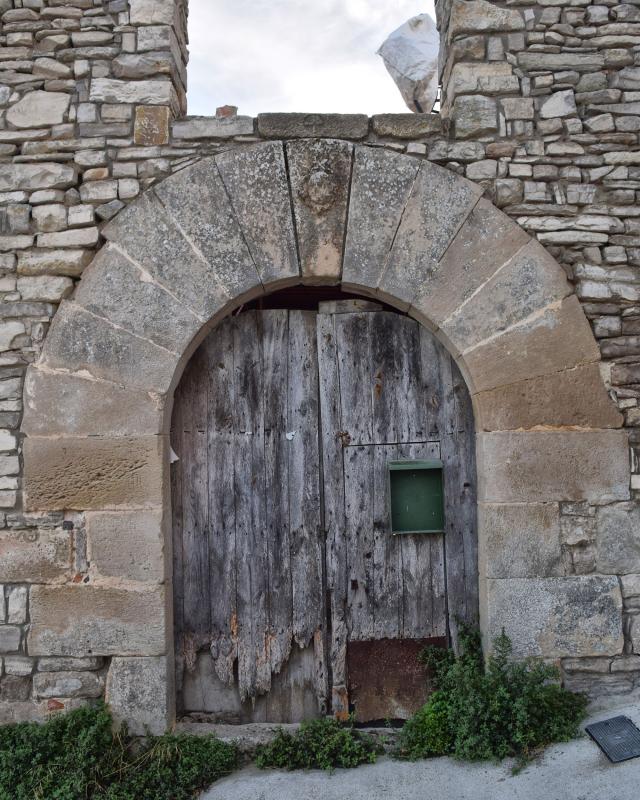 Casa fortificada de Civit - Autor Ramon Sunyer (2019)