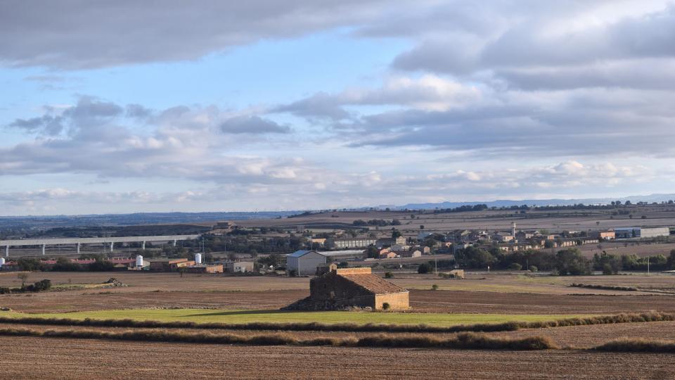 17.11.2019 Vista de Sisteró  Les Pallargues -  Ramon Sunyer
