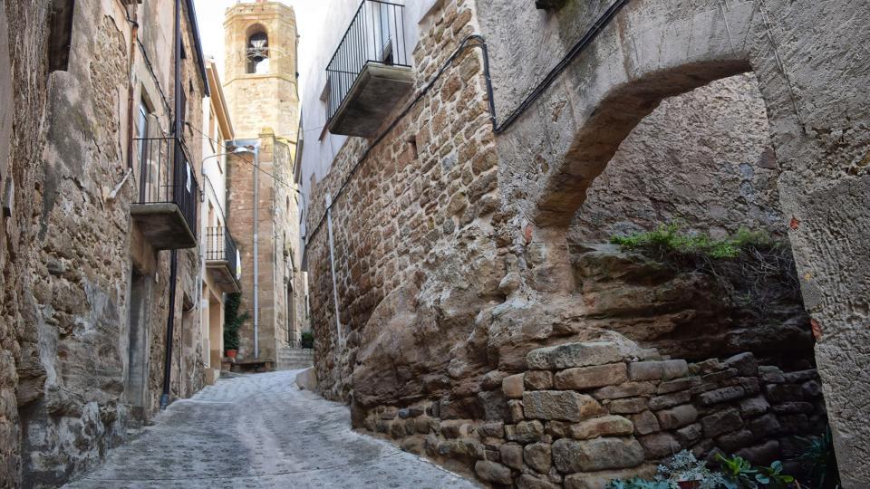17.11.2019 carrer  Les Pallargues -  Ramon Sunyer