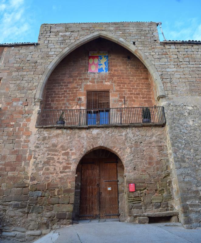 17.11.2019 Castell  Les Pallargues -  Ramon Sunyer