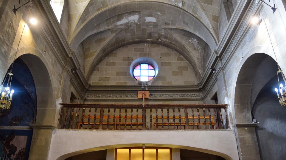 01.12.2019 Església de l'Assumpció  Hostafrancs -  Ramon Sunyer