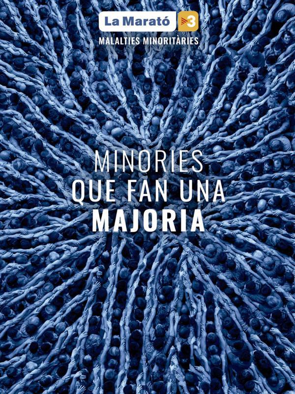 cartell La Segarra amb la Marató de TV3