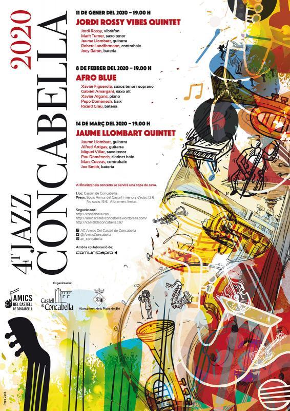 cartell IV JazzConcabella 2020