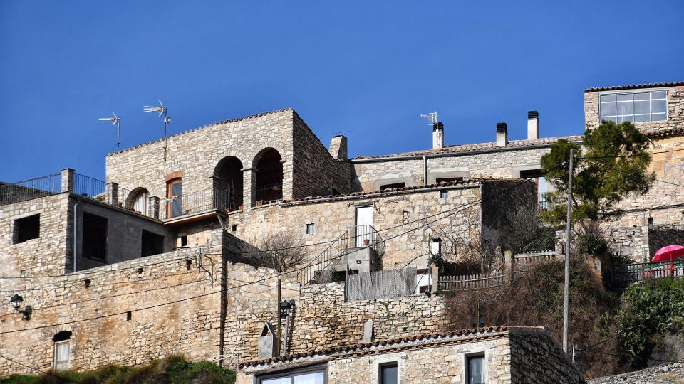 09.02.2020 Vista de l'Oluja Alta  Les Oluges -  Ramon Sunyer