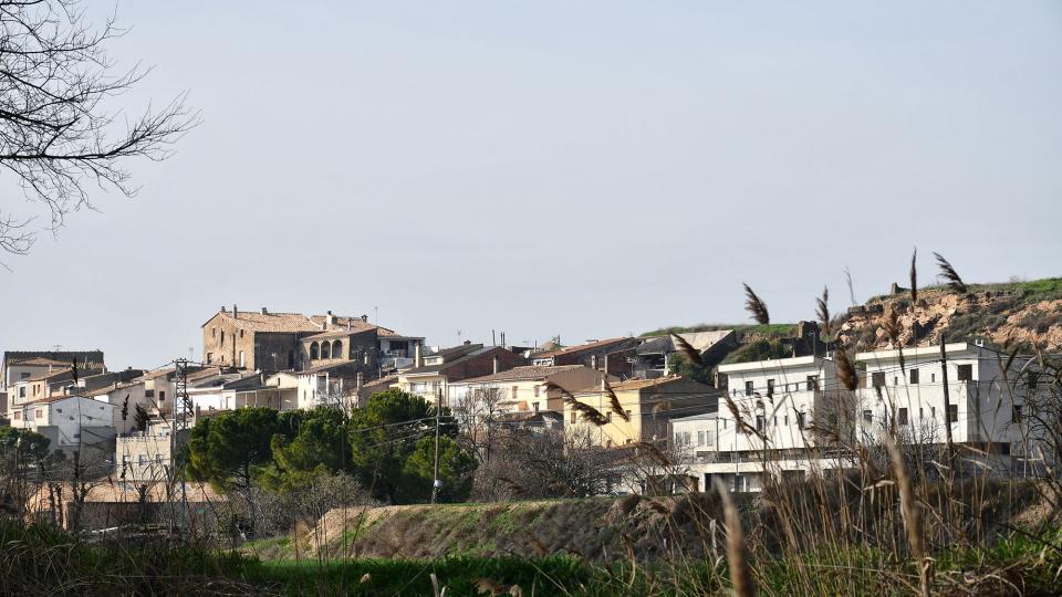 09.02.2020 Vista del poble  Sedó -  Ramon Sunyer